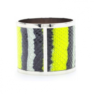 Anenome Leather Bangle