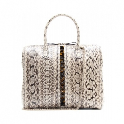 Va Va Voom Snakeskin Tote | LadyLUX - Online Luxury Lifestyle, Technology and Fashion Magazine