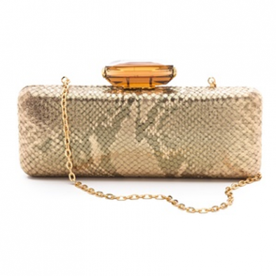 Jessica Snake Clutch | LadyLUX - Online Luxury Lifestyle, Technology and Fashion Magazine