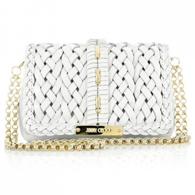 Cecile Woven Bag | LadyLUX - Online Luxury Lifestyle, Technology and Fashion Magazine