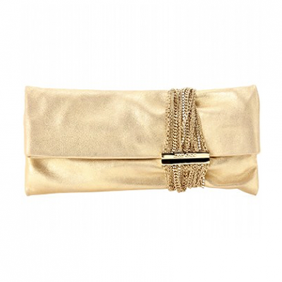 Metallic Leather Clutch | LadyLUX - Online Luxury Lifestyle, Technology and Fashion Magazine