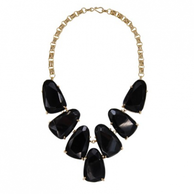 Harlow Bib Necklace | LadyLUX - Online Luxury Lifestyle, Technology and Fashion Magazine