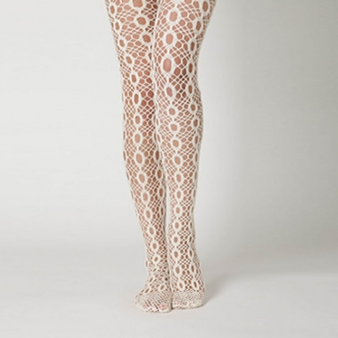 Battenberg Tights