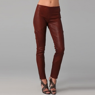 Haute Hippie Leather Pants | LadyLUX - Online Luxury Lifestyle, Technology and Fashion Magazine