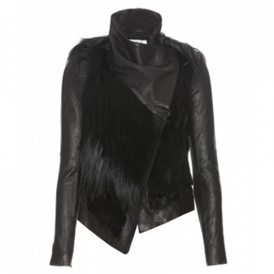 Fur and Leather Jacket | LadyLUX - Online Luxury Lifestyle, Technology and Fashion Magazine