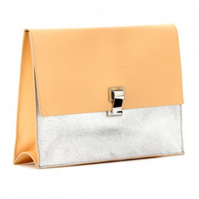 Leather Lunch Bag | LadyLUX - Online Luxury Lifestyle, Technology and Fashion Magazine
