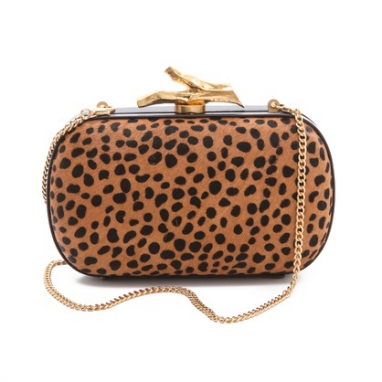 Spotted Haircalf Clutch