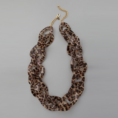Leopard Print Necklace | LadyLUX - Online Luxury Lifestyle, Technology and Fashion Magazine