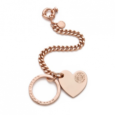Heart Bag Charm | LadyLUX - Online Luxury Lifestyle, Technology and Fashion Magazine