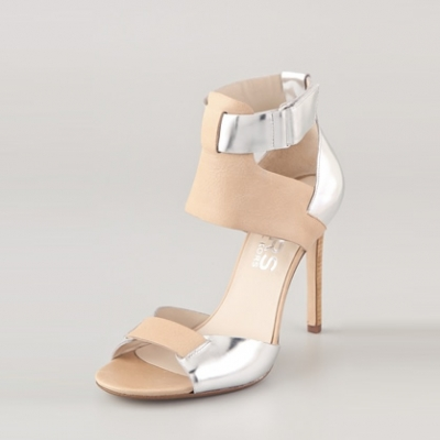 Two Tone Sandals | LadyLUX - Online Luxury Lifestyle, Technology and Fashion Magazine