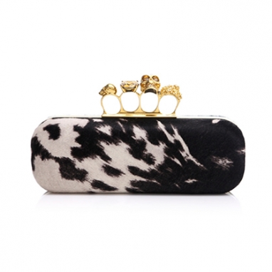 Peppered Pony Clutch