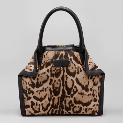 Statement Leopard Tote | LadyLUX - Online Luxury Lifestyle, Technology and Fashion Magazine