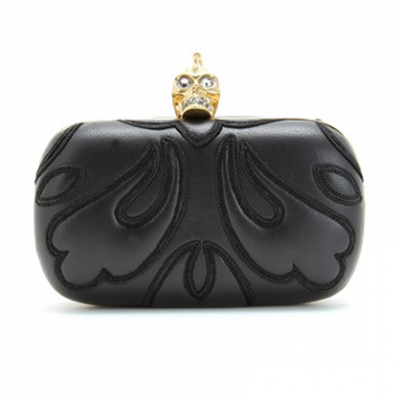 Skull Box Clutch | LadyLUX - Online Luxury Lifestyle, Technology and Fashion Magazine