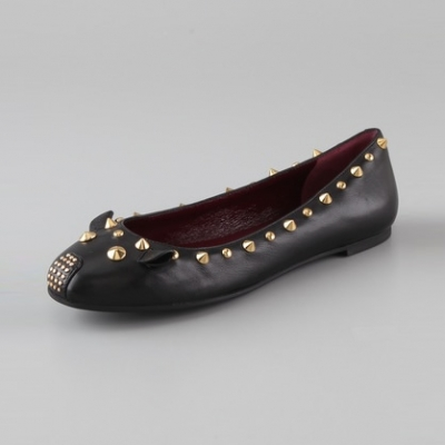 Studded Mouse Flats | LadyLUX - Online Luxury Lifestyle, Technology and Fashion Magazine
