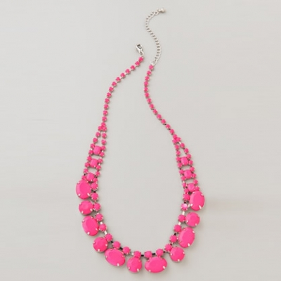 Neon Stone Necklace | LadyLUX - Online Luxury Lifestyle, Technology and Fashion Magazine