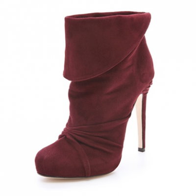 Ruched Booties | LadyLUX - Online Luxury Lifestyle, Technology and Fashion Magazine