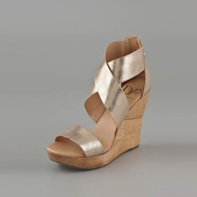Opal Wedge Sandals | LadyLUX - Online Luxury Lifestyle, Technology and Fashion Magazine