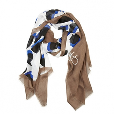 DVF Campbell Scarf