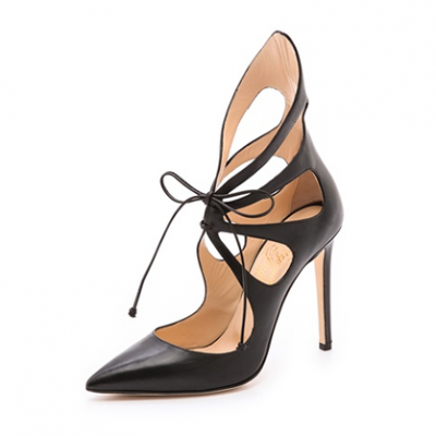 Cut Out Pumps | LadyLUX - Online Luxury Lifestyle, Technology and Fashion Magazine