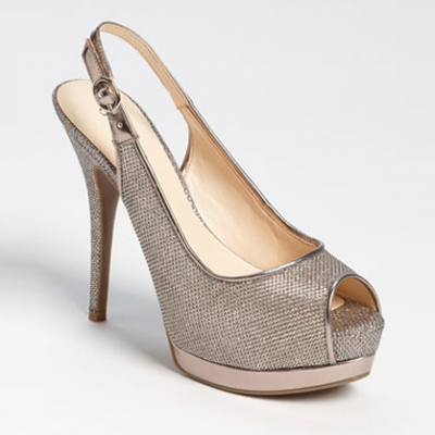 Glenisa Slingback Pump | LadyLUX - Online Luxury Lifestyle, Technology and Fashion Magazine
