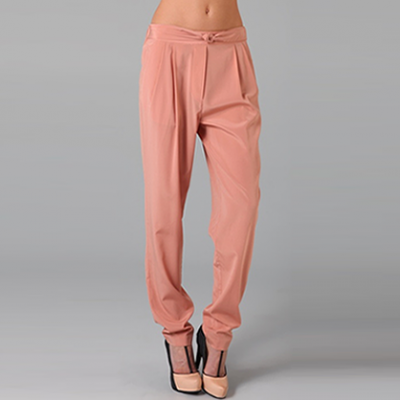 Phillip Lim Tapered Trousers | LadyLUX - Online Luxury Lifestyle, Technology and Fashion Magazine