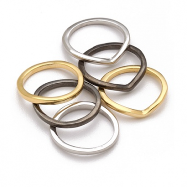 Mixed Ring Set