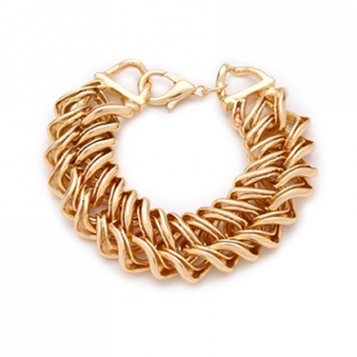 Gold Chain Bracelet | LadyLUX - Online Luxury Lifestyle, Technology and Fashion Magazine