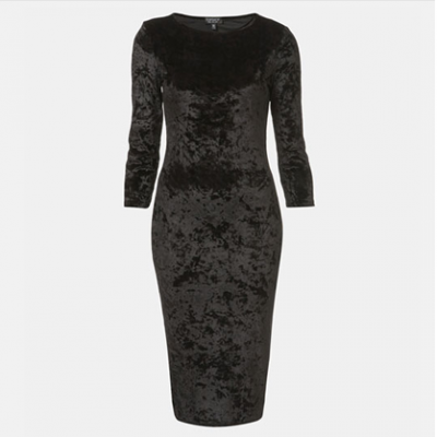 Crushed Velvet Dress | LadyLUX - Online Luxury Lifestyle, Technology and Fashion Magazine