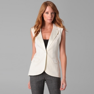 Tuxedo Vest | LadyLUX - Online Luxury Lifestyle, Technology and Fashion Magazine