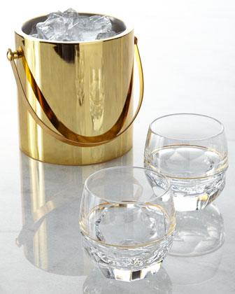 Gold Ice Bucket | LadyLUX - Online Luxury Lifestyle, Technology and Fashion Magazine