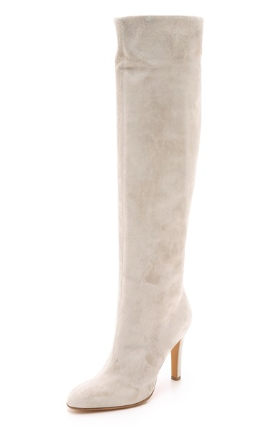 Suede Over-The-Knee Boot | LadyLUX - Online Luxury Lifestyle, Technology and Fashion Magazine